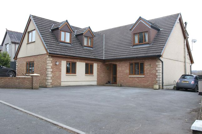 Thumbnail Detached house for sale in Hafod Road, Ammanford