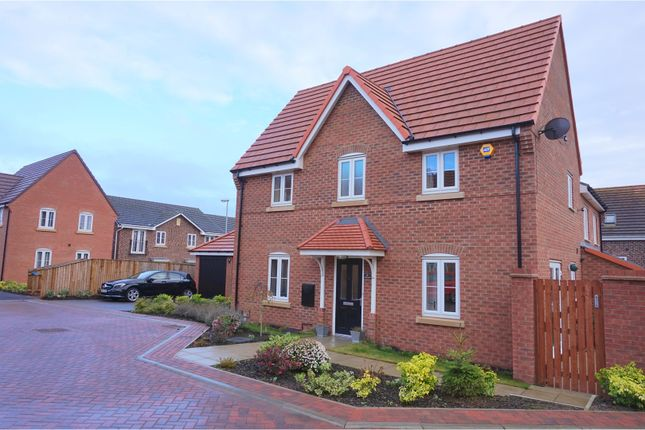 Thumbnail Semi-detached house for sale in Ward Road, Castleford