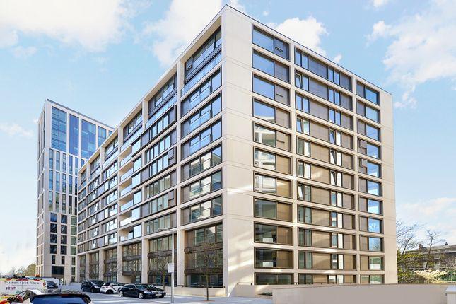 Thumbnail Flat for sale in Benson House, 4 Radnor Terrace, London