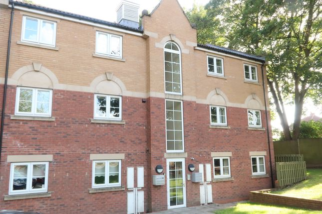 Thumbnail Flat to rent in Orchard Mews, Pinxton