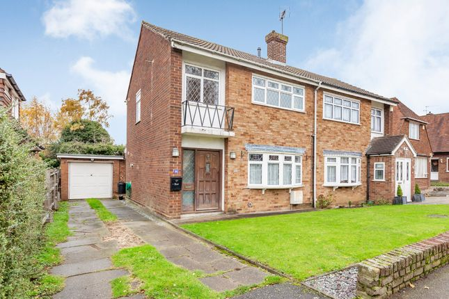 3 bed semi-detached house for sale in Tradescant Drive, Meopham, Gravesend DA13