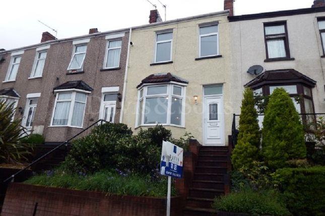 Thumbnail Terraced house to rent in Lambert Street, Newport, Newport.
