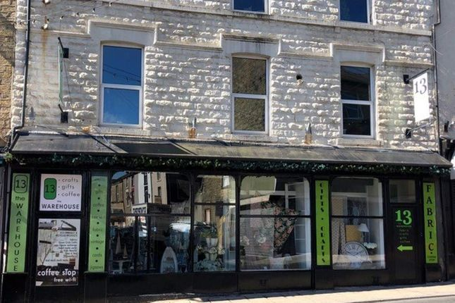 Thumbnail Retail premises for sale in Queen Street, Morecambe