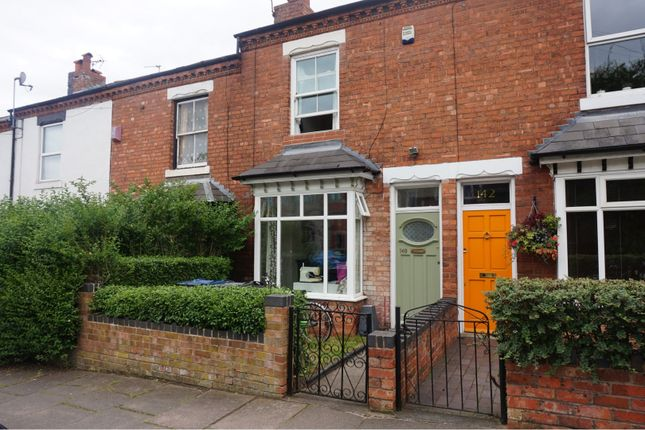 Thumbnail Terraced house to rent in Gordon Road, Birmingham