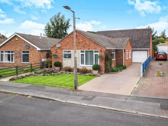 Thumbnail Bungalow for sale in Windsmoor Road, Brinsley, Nottingham, Nottinghamshire
