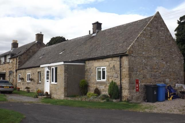 Thumbnail Bungalow for sale in North Side, Ryal, Northumberland