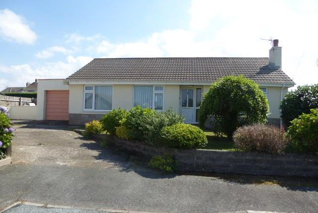 Thumbnail Detached bungalow to rent in Cuffern View, Simpson Cross, Haverfordwest