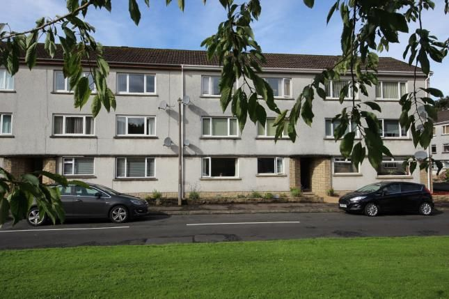 Thumbnail Flat for sale in Silverdale Gardens, Largs, North Ayrshire