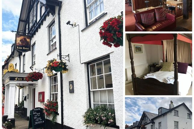 Thumbnail Commercial property for sale in Bank Square, Dulverton