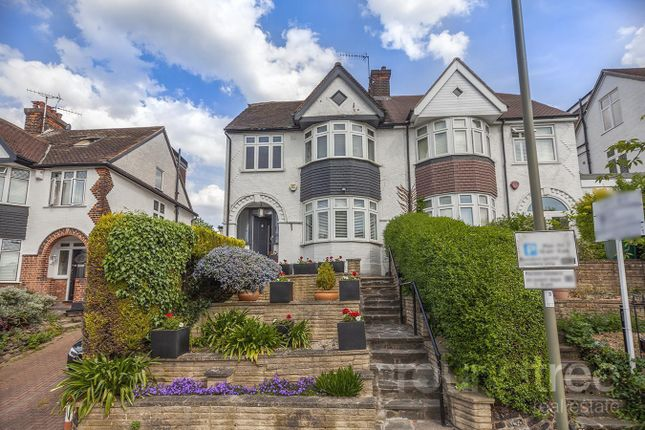 (Main) of St Marys Crescent, Hendon, London NW4
