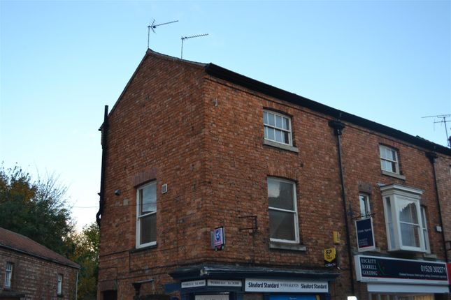 Thumbnail Flat to rent in Southgate, Sleaford