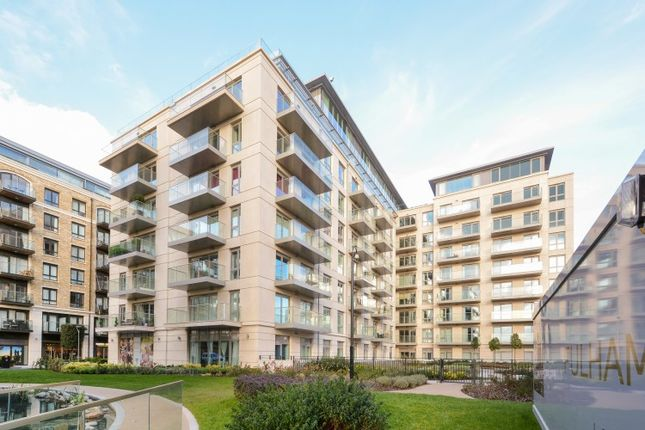 Thumbnail Flat to rent in Fulham Reach, Hammersmith, London, London