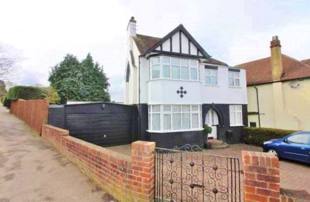 Thumbnail Detached house for sale in College Gardens, London