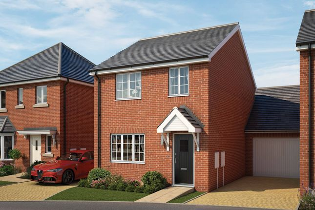 Thumbnail Detached house for sale in Avondale, Mill Lane, Cressing Essex
