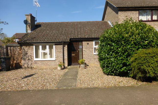 2 bed semi-detached bungalow to rent in William Armstrong Close, Elmswell, Bury St. Edmunds IP30