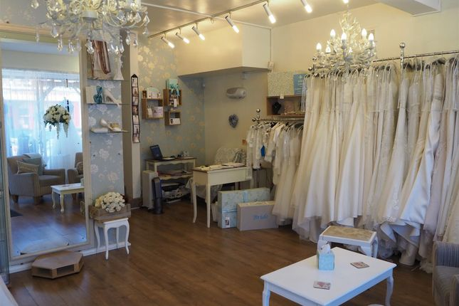 Thumbnail Retail premises for sale in Bridal Wear WF17, West Yorkshire