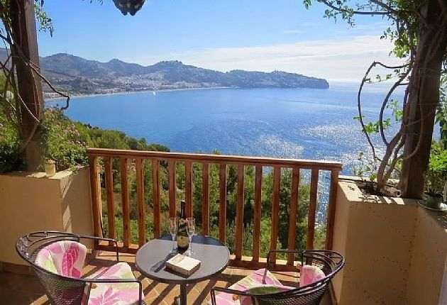 4 bed villa for sale in La Herradura, Granada, Spain