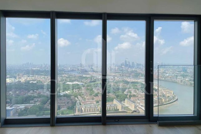 1 bed flat to rent in Landmark Square, London E14