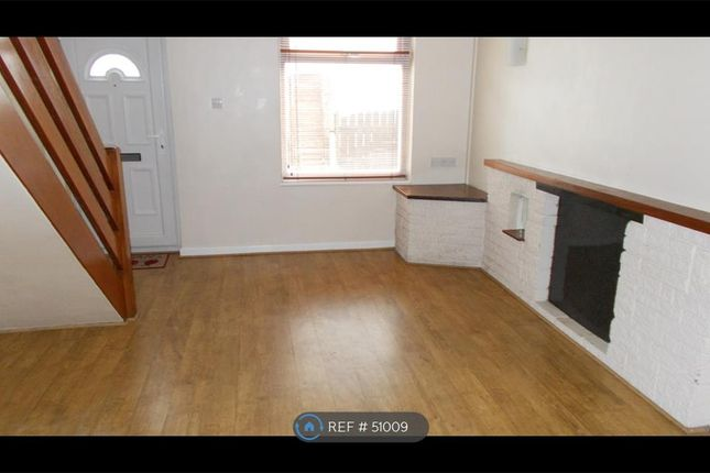 Thumbnail Terraced house to rent in Water Street, Bangor