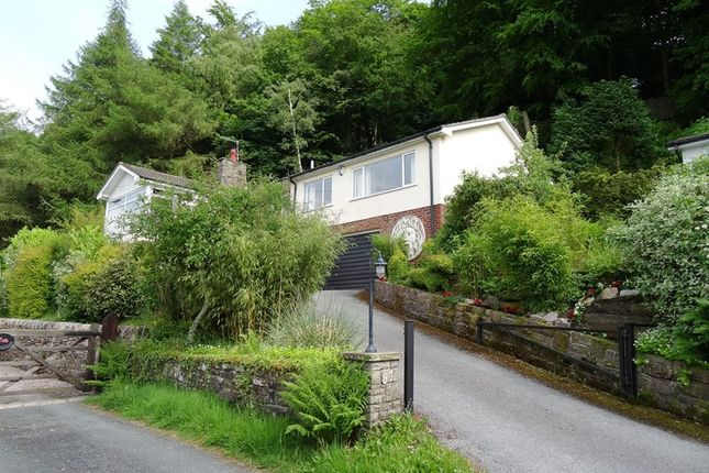 Thumbnail Detached house for sale in Ecton Avenue, Macclesfield, Cheshire