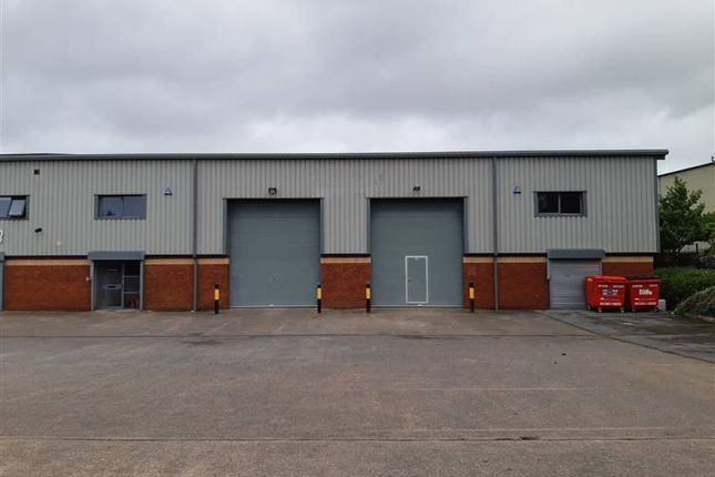 Thumbnail Industrial to let in Hill Barton Business Park, Exeter