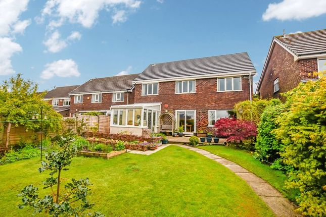Thumbnail Detached house for sale in Purbeck Drive, Lostock, Bolton