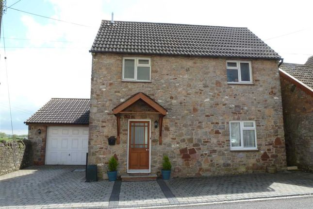 Thumbnail Detached house to rent in Old Coach Road, Cross, Axbridge