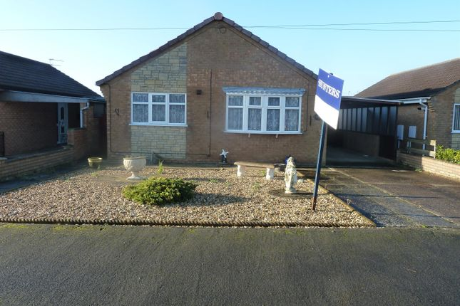 Thumbnail Detached bungalow for sale in Winchester Drive, Mablethorpe