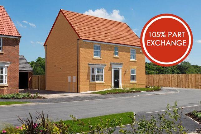 "Detached house for sale in ""Layton"" at Boroughbridge Road, Knaresborough"