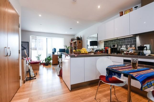 Kitchen of The Moore, East Parkside, Parkside, Greenwich Peninsula SE10