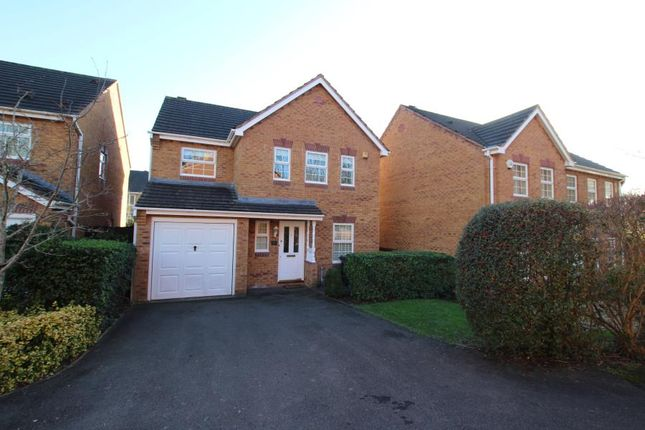 Thumbnail Detached house to rent in Wright Way, Stoke Park, Bristol
