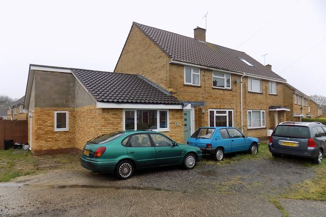 Thumbnail Semi-detached house for sale in Sandilands Way, Hythe