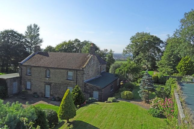 Thumbnail Property for sale in Hallgate Lane, Pilsley, Chesterfield, Derbyshire