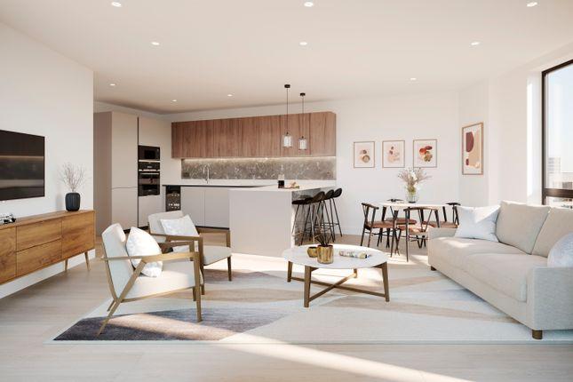 3 bed flat for sale in Elmar Road, London N15