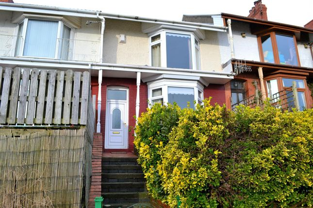 Thumbnail Terraced house for sale in Chaddesley Terrace, Swansea