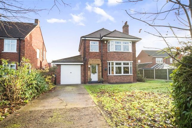 Thumbnail Detached house for sale in Ashby Road, Scunthorpe