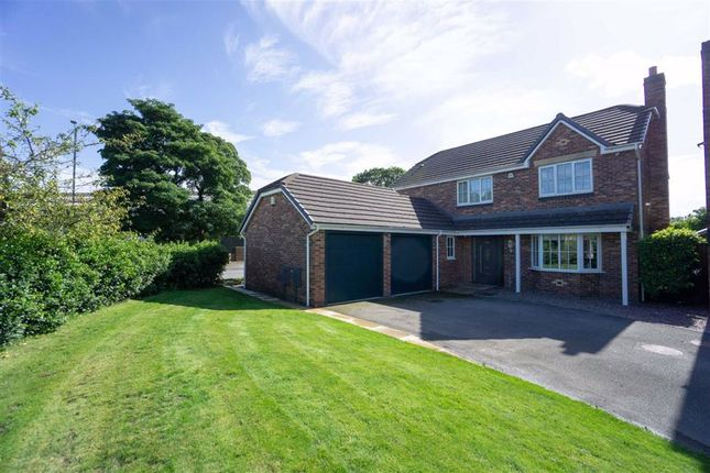 Thumbnail Detached house for sale in Butterwick Fields, Horwich, Bolton