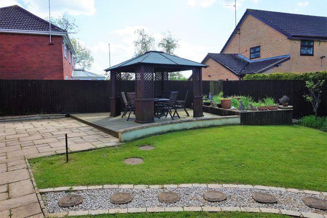 Rear Garden of Wrenbury Road, Duston, Northampton NN5