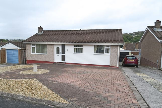 Thumbnail Detached bungalow for sale in Canhaye Close, Plympton, Plymouth, Devon