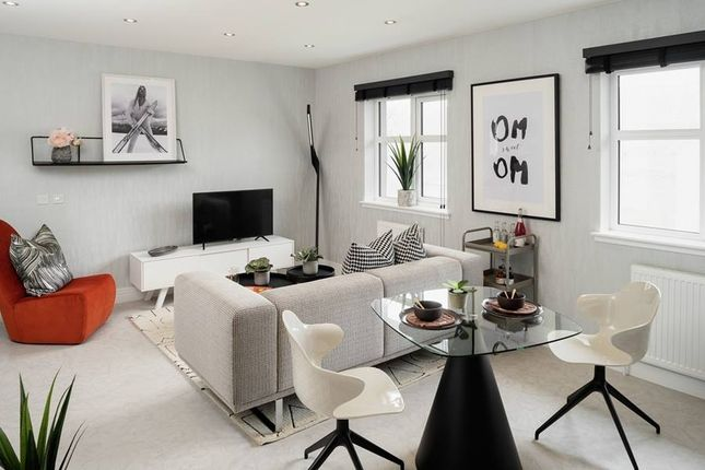 "1 bedroom flat for sale in ""Marais Apartment - Plot 218"" at Hutcheon Low Place, Aberdeen"