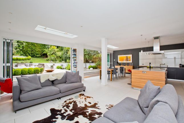 Thumbnail Detached house for sale in Woodland Drive, Hove