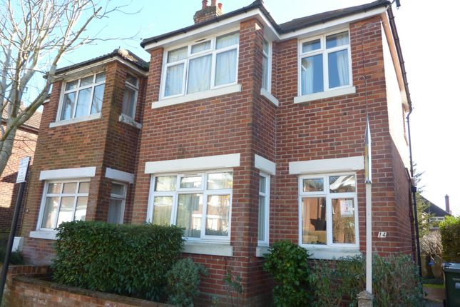 Thumbnail Semi-detached house to rent in Nile Road, Southampton, Hampshire
