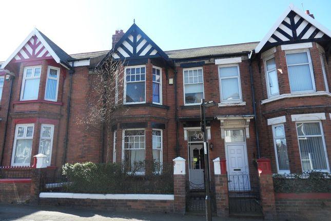 Thumbnail Terraced house for sale in Beechwood Street, Sunderland