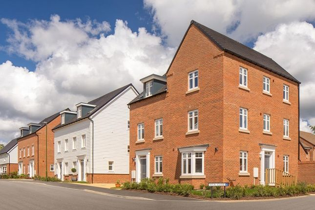 """Thumbnail End terrace house for sale in """"Parkin"""" at Rocky Lane, Haywards Heath"""