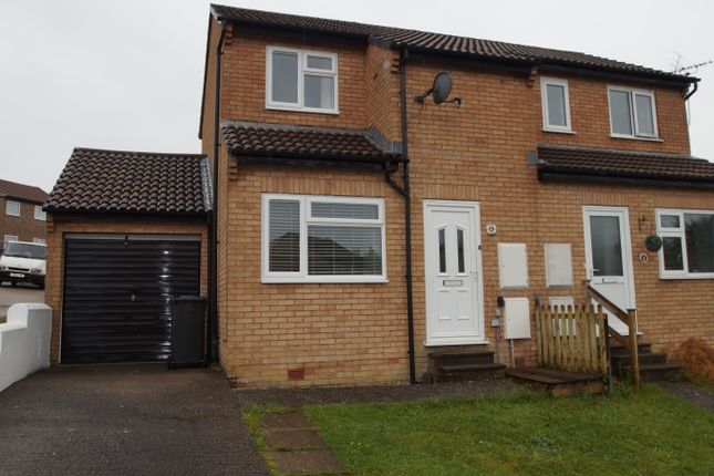 2 bed semi-detached house to rent in Stoat Park, Barnstaple EX32