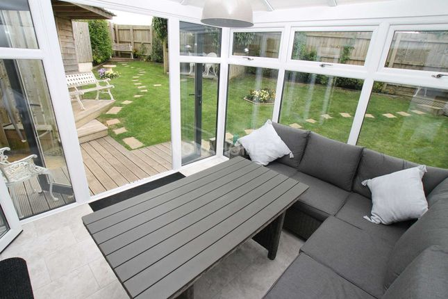 Thumbnail Semi-detached house for sale in Harlyn Drive, Plymouth