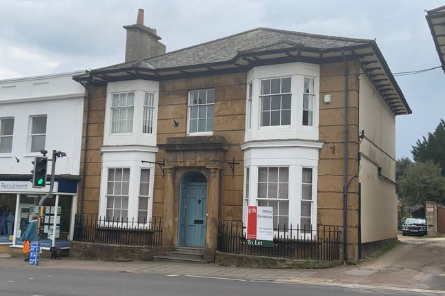 Thumbnail Office to let in 32A Fore Street, Chard