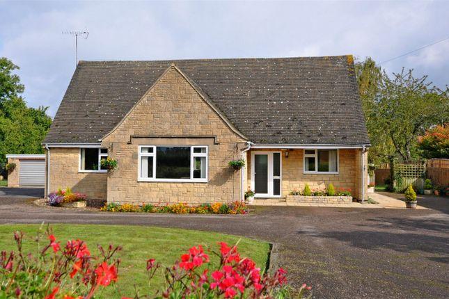 Thumbnail Detached house for sale in Leckhampton Lane, Shurdington, Cheltenham, Gloucestershire