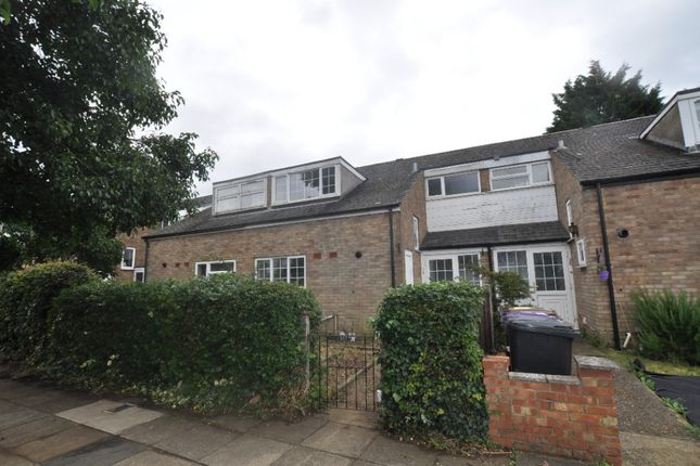 Thumbnail Terraced house to rent in Lannock, Letchworth Garden City