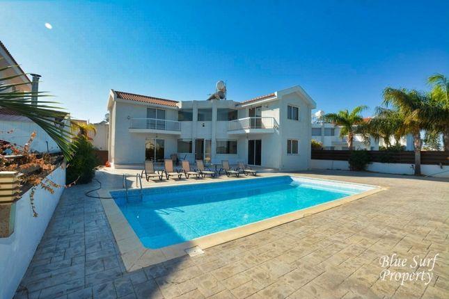 Villa for sale in Protaras, Famagusta, Cyprus